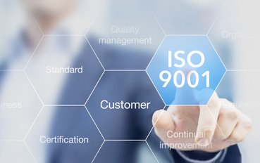 ISO9001 local Cornwall